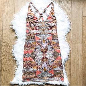 Free People Bohemian Hippie Coachella Sexy Dress
